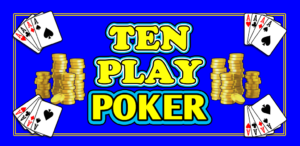New! Ten Play Video Poker